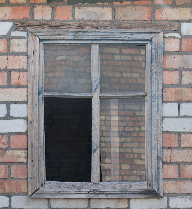 Текстуры высокого разрешения - Текстура Окна - Текстура старое окно без стекла, деревянная рама. High resolution texture - old window