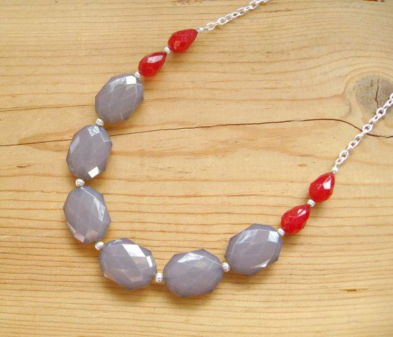 1000+ ideas about Red Necklace on Pinterest