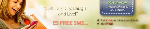 """We hope you enjoy our free #SMSsend #India service. If you have any issues with our Free #SMStoIndia text messaging service or #sendtextmessagetoIndia please let us know about it. As always, we are working to lower your #Indiasms costs and to add useful new function as our """"#OneTouchDialing"""" Service, Web Call (Callback) Service, and """"#SpeedDial to #Skype Feature""""."""