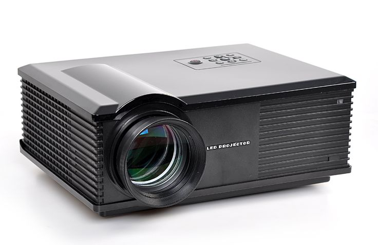 Android 4.4 Dual Core LED Projector #androidprojector #projector #LEDprojector