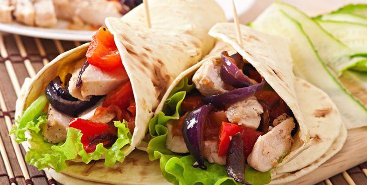 7 ideas de cenas rápidas y nutritivas