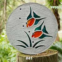 Tropical Fish Stepping Stone