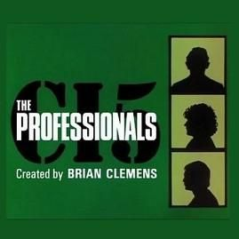 The Professional 1970s title screen