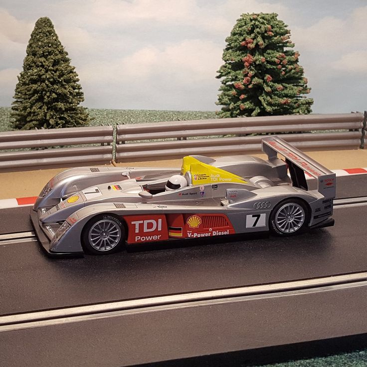 Scalextric 1:32 C... now for sale! Browse here http://www.actionslotracing.co.uk/products/scalextric-1-32-car-audi-r10-le-mans-r-capello-t-kristensen-a-mcnish?utm_campaign=social_autopilot&utm_source=pin&utm_medium=pin