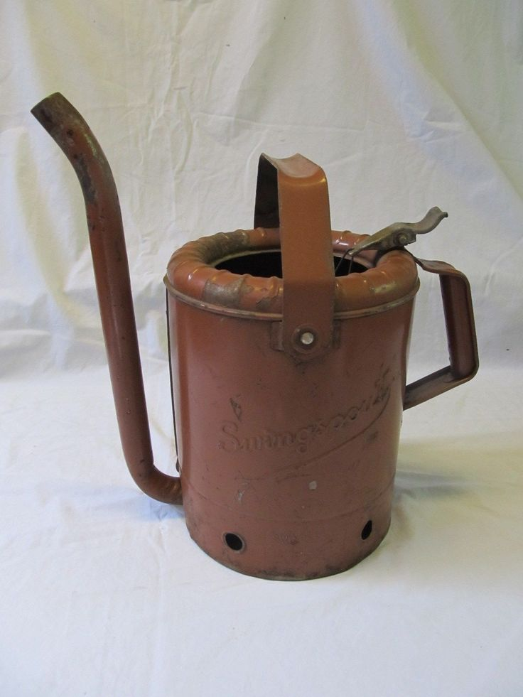 Best 71 unusual watering cans and pitchers images on - Unusual watering cans ...