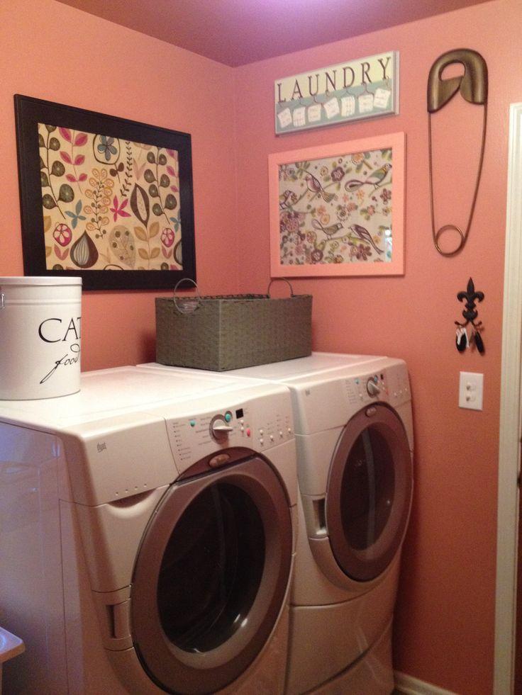 X  Laundry Room