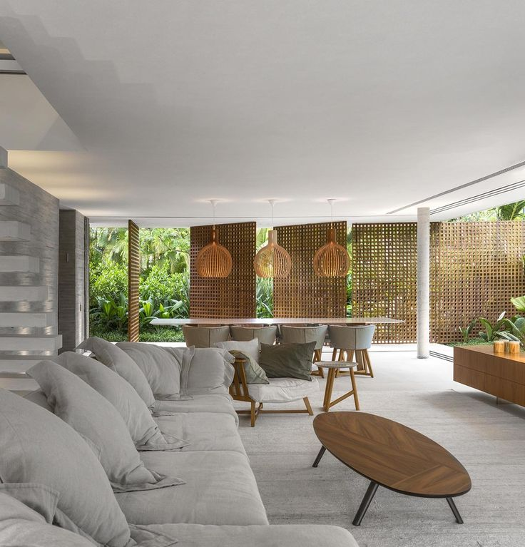 Galería - White House / Studio MK27 - Marcio Kogan + Eduardo Chalabi simple, neutro, blancos y maderas