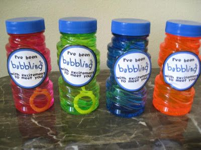 first grade gift ideas for class | the labels from first grade with a cherry on top