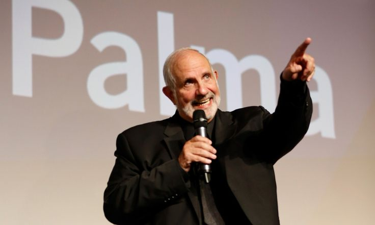 The director of Scarface and Carrie on the making of De Palma, a documentary about his career by Noah Baumbach and Jake Paltrow