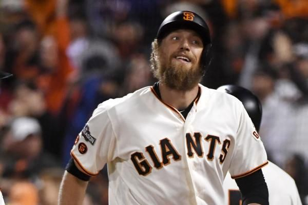 PITTSBURGH -- Hunter Pence's five RBIs powered the San Francisco Giants to a 13-5 win over the Pittsburgh Pirates on Friday night at PNC…