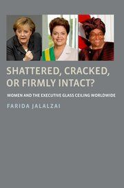 This book looks at women and executive office around the world.