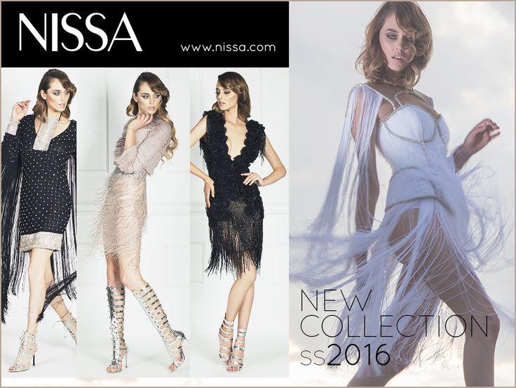 NISSA ss2016  www.nissa.com