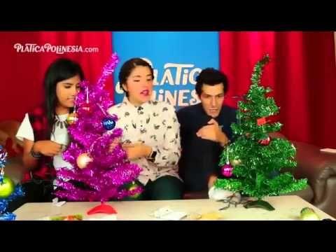 ARBOLITO CHALLENGE |LOS POLINESIOS - YouTube
