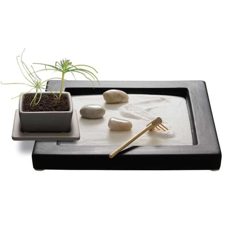 41 best jard n zen mini images on pinterest zen gardens mini zen garden and miniature zen garden for Jardin zen miniature