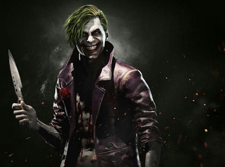 The joker  (Injustice 2)