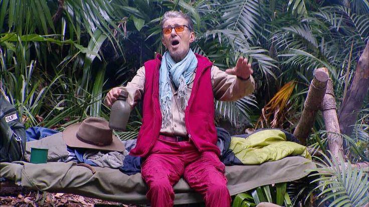 Tag 8 Dschungelcamp 2016: Rolf ist raus!