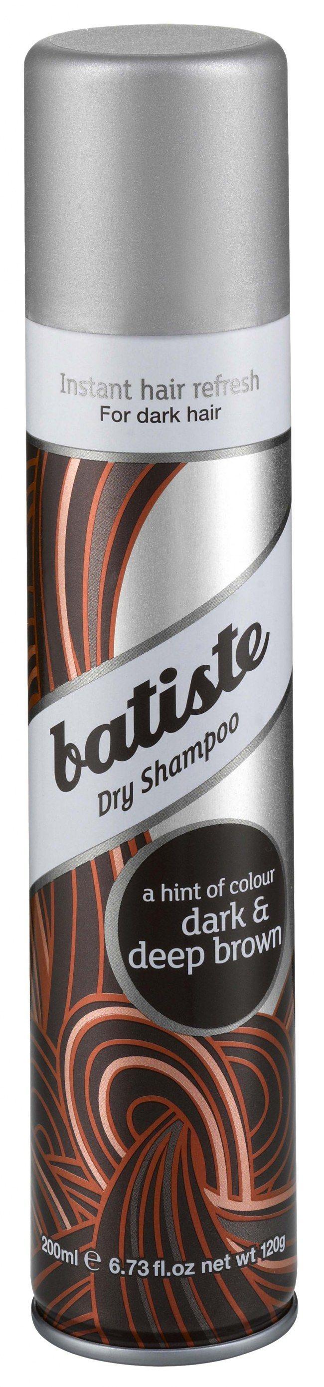 Achados de beleza que a redação do taofeminino AMA - Shampoo seco, Batiste, R$28 (preço sugerido)