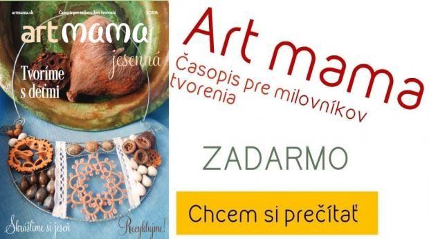 Jesenné číslo časopisu Art mama