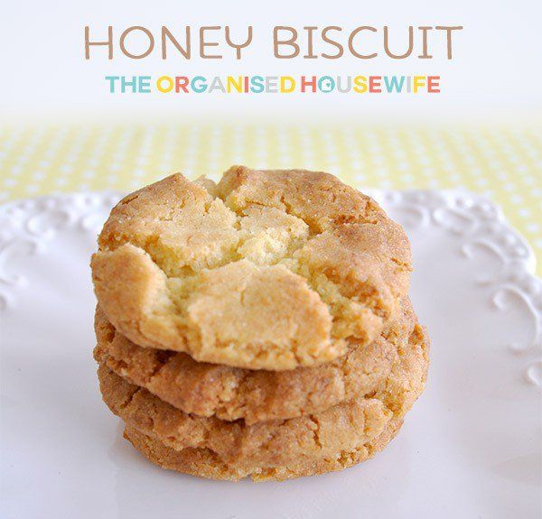 Honey Biscuits are a very quick and easy biscuit to make, you should already have all these items in your fridge or pantry.