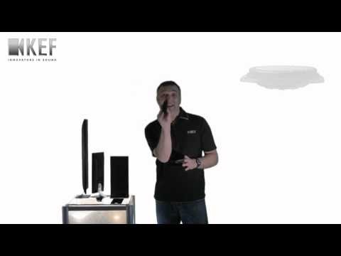 Johan Coorg gives a quick over view of the technology in the new T Series. For more information, visit us on www.kef.com