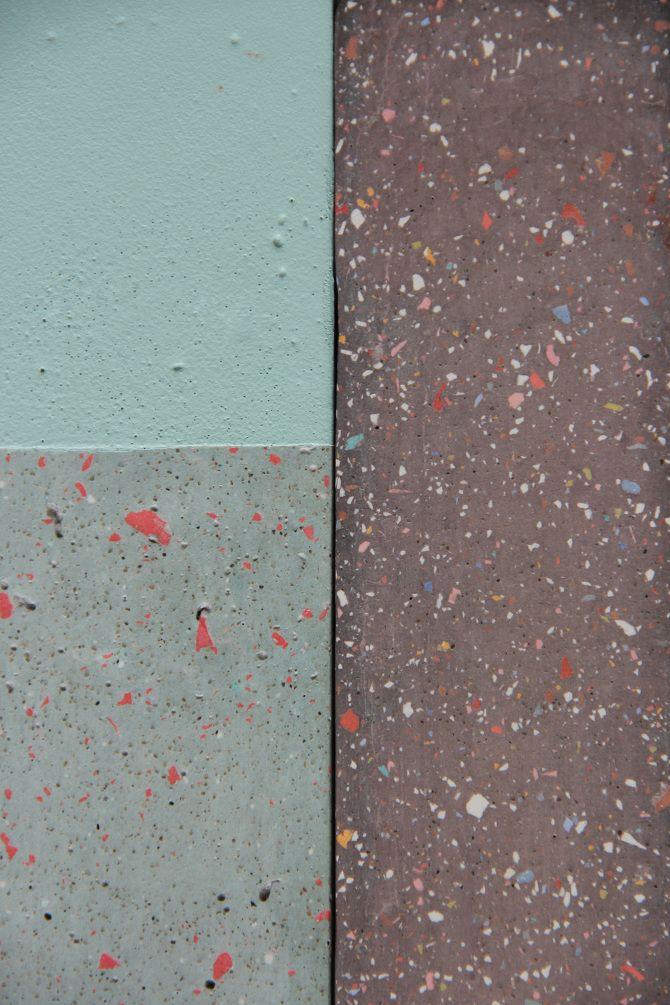 Cosmos Concrete Marta Bakowski Material Details