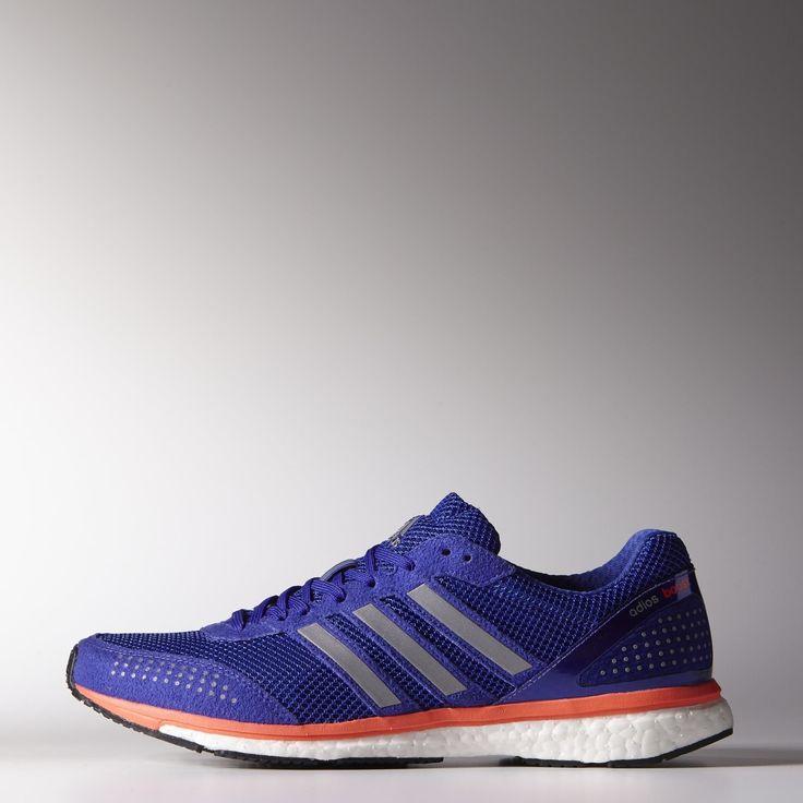 adidas - Zapatos para Correr adizero adios Boost 2.0
