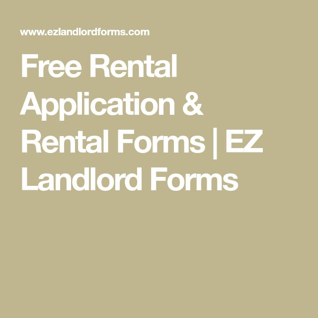 The 25+ best Tenant screening ideas on Pinterest Investing in - lease application