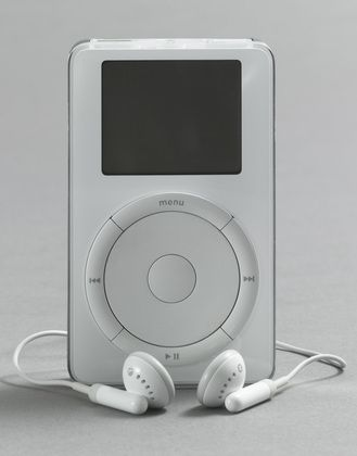 iPod  Jonathan Ive (British, born 1967) and Apple Industrial Design Group (American) #Apple