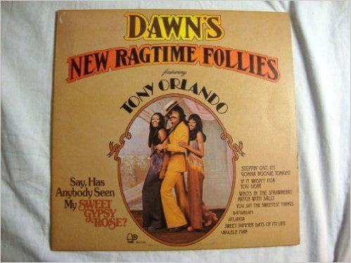 "Dawn's New Ragtime Follies  Dawn, Tony Orlando  0658404174539  <a href=""http //Amazon.com"" rel=""nofollow"" target=""_blank"">Amazon.com</a>  Books"