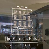Mercedes Дом занимает шеф-повар в доме