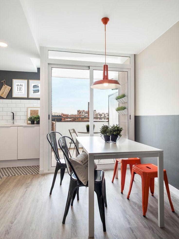 Un appartement espagnol à l'ère industrielle - PLANETE DECO a homes world