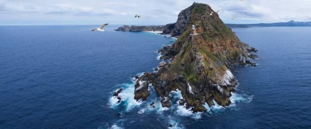 Popular South African attractions
