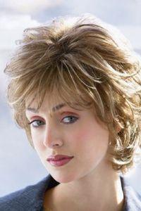 Fashion Look Wavy Lace Front Short Human Hair Wig UK