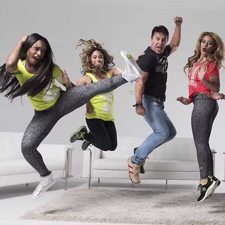"""Zumba's Dance Routine For Fifth Harmony's """"Worth It"""" Is Too Good Not to Try"""