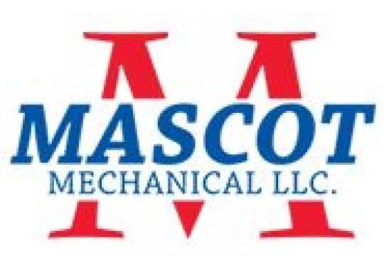 Mascot Mechanical hvac logo