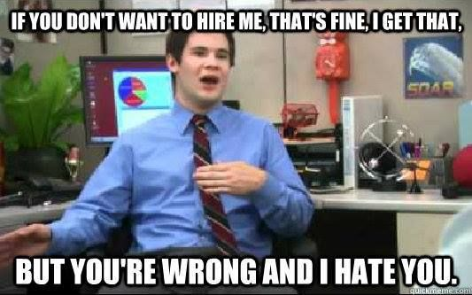 No Job? No Problem... #selfesteem