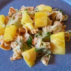 Салат по-гавайски рецепт – салаты с ананасом: салаты. «Афиша-Еда»