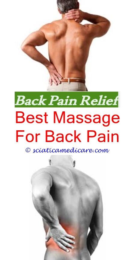 how to treat lower back pain caused by muscle spasms why do