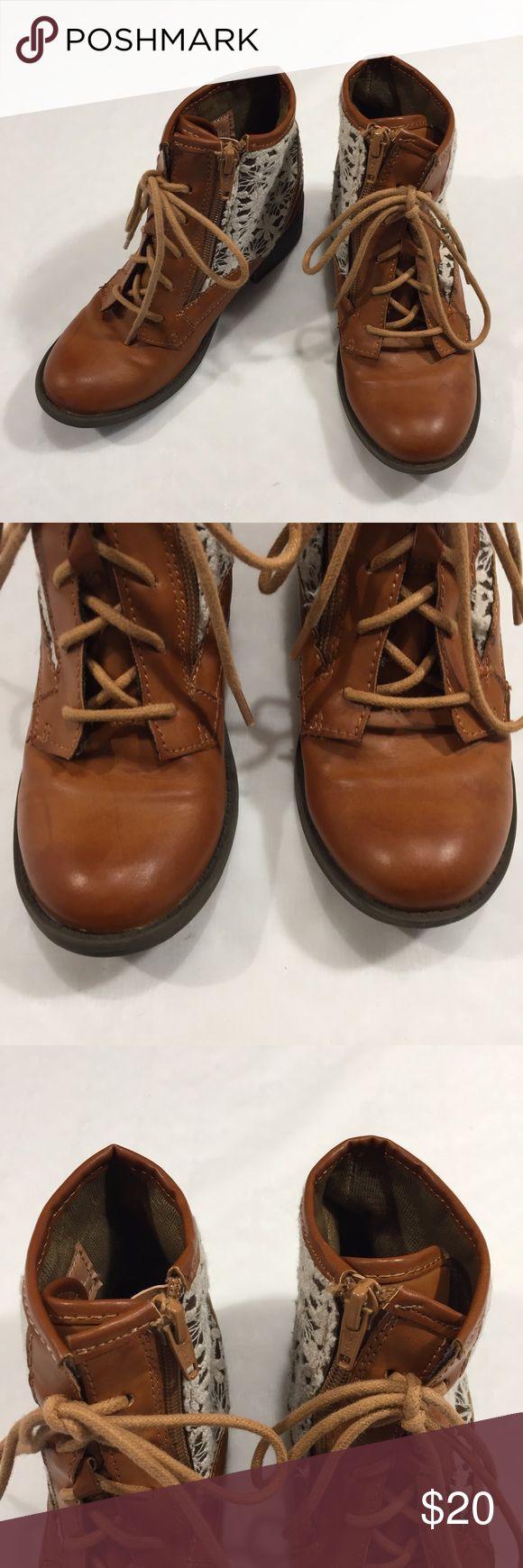 Steve Madden Kids Boots Size 1 Z Steve Madden Shoes Boots