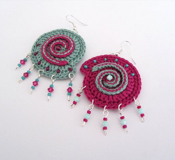 MADE to ORDER  Alter Ego  Crochet Cotton yarn by GiadaCortellini