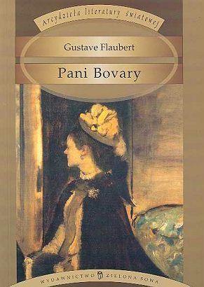 Okładka książki Pani Bovary