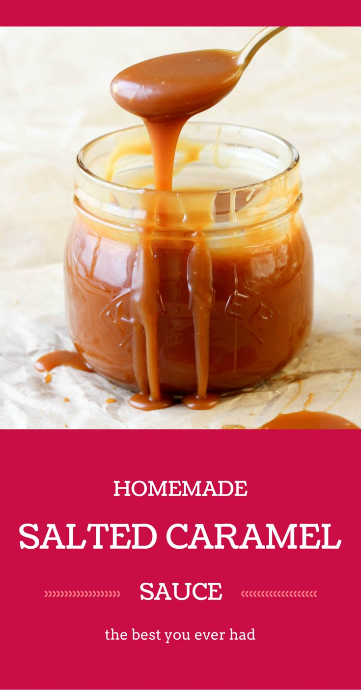 One simple trick makes homemade caramel sauce a snap.  It took me some experimenting to get this right but now I've got it and I'm passing it on.