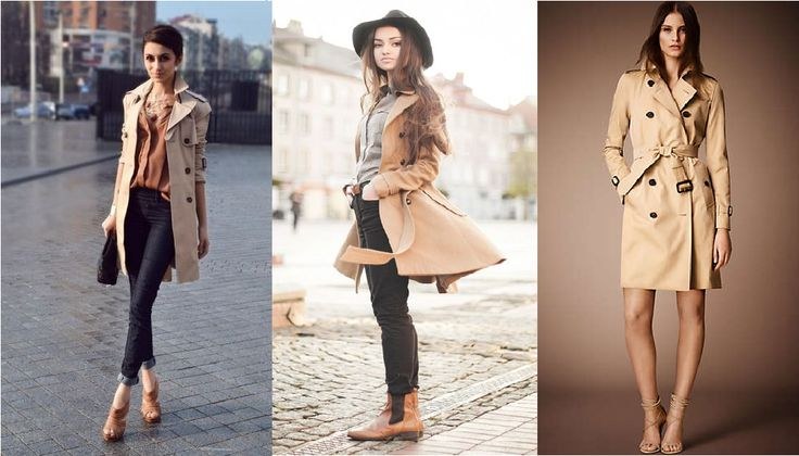 Trench coats, spring fashion tips