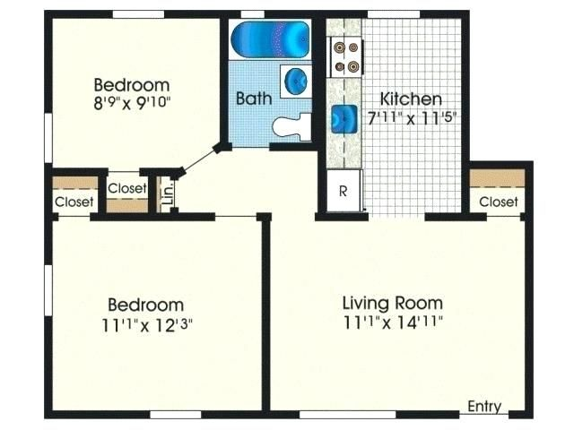 sq ft apartment floor plan 400 sq ft  | small house in