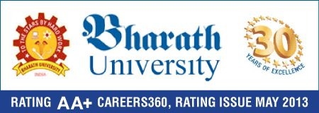 Bharath University announces B.Tech admissions 2013