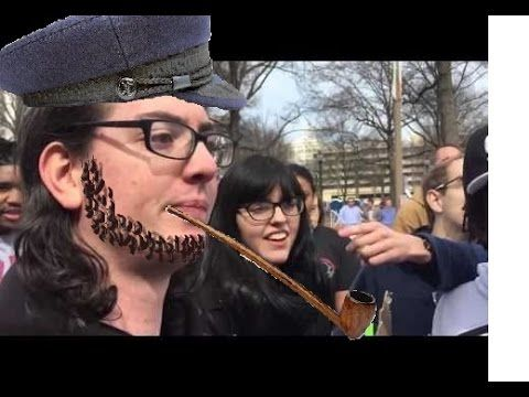 Captain Ahab Skrillex  and the white male