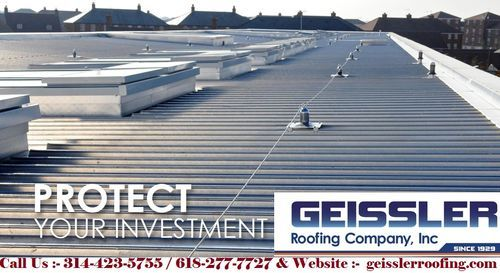 #Best Flat Roofing Company in St. Louis