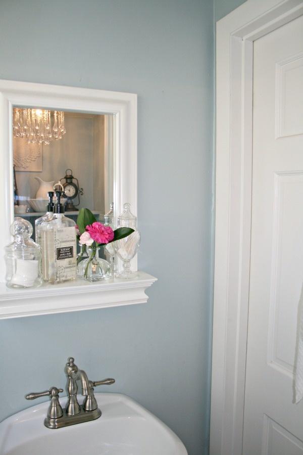 Bathroom Update Ideas On Pinterest Bathrooms Decor Shabby Chic