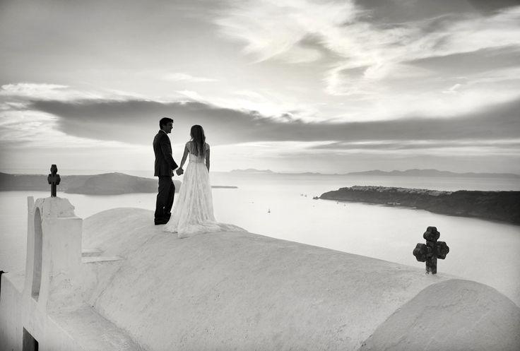 Imerovigli , wedding in Santorini