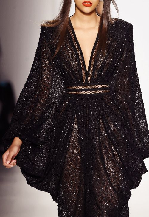 What Ellaria would wear in DorneMichael Costello, Fall 2015